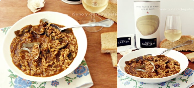 rice clams